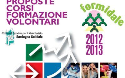 Catalogo dei Corsi di Formazione per Volontari