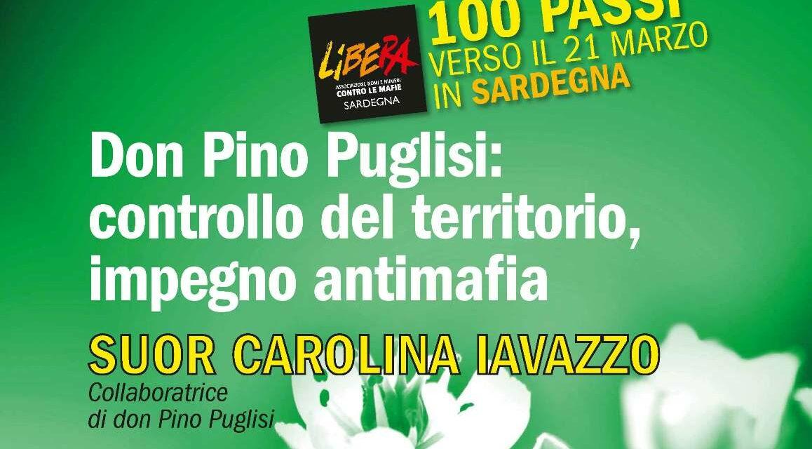 Guspini – Padre Pino Puglisi: controllo del territorio, impegno antimafia