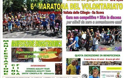 Burcei – Sesta Maratona del Volontariato