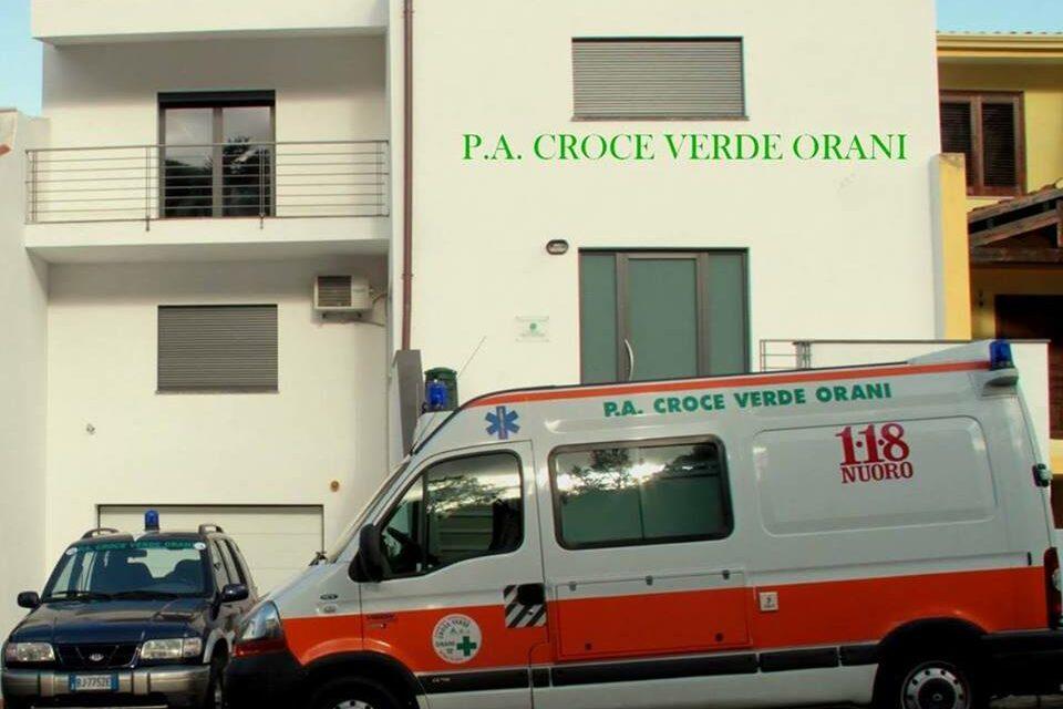 Orani – Inaugurazione nuova sede della Croce Verde