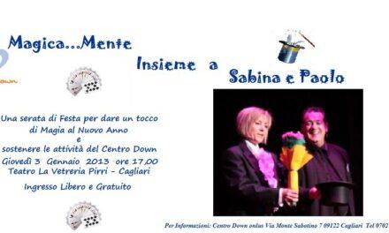 Cagliari – Magica…Mente – Insieme a Sabina e Paolo