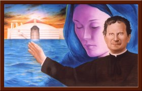 Sant'Antioco – Festa in onore di Don Bosco