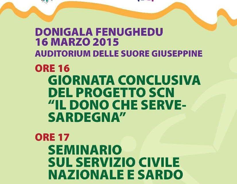 Donigala F. – Il nuovo Servizio Civile e il Servizio Civile Sardo