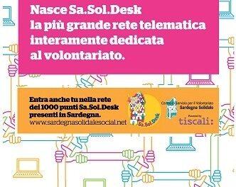 Rete telematica Sa.Sol. Desk: un esempio unico in Italia