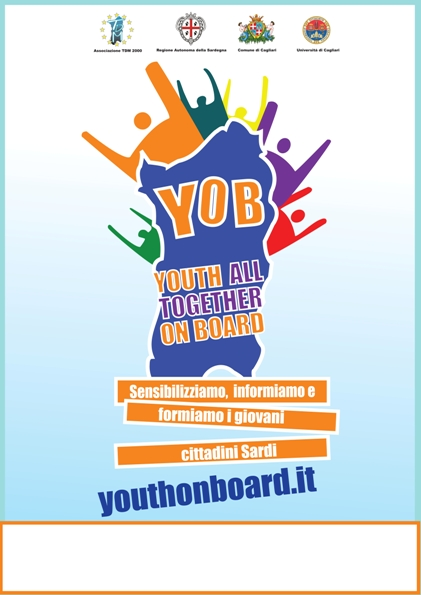 "Progetto ""Youth all together on board-Know to grow up in a Europe of Nations"