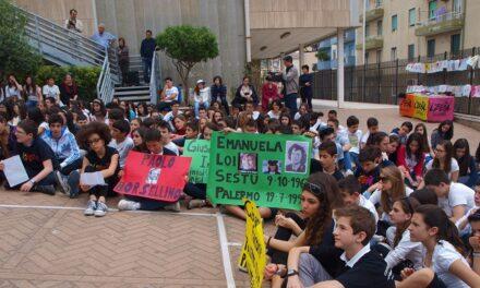 Cagliari – Gli alunni dell'Alfieri ricordano le vittime delle mafie