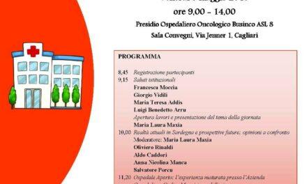 Cagliari – Ospedale aperto: un modo per migliorare l'accoglienza