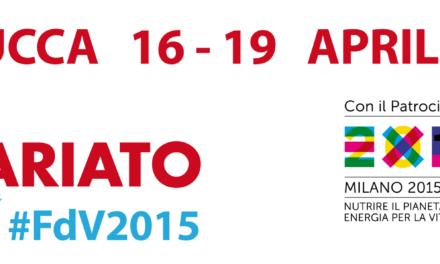 Lucca – Festival del Volontariato 2015