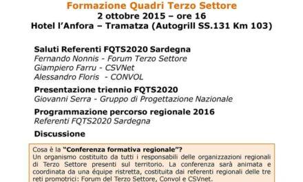 Tramatza – Presentazione FQTS 2020