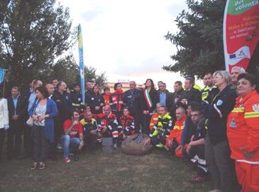 Sinnai – Volontari e Istituzioni insieme per costruire coesione sociale
