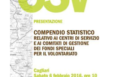 Cagliari – Presentazione Compendio Statistico CSV-CoGe