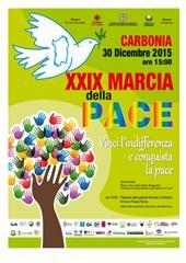 A Carbonia la XXIX Marcia della Pace
