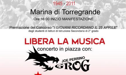 Torregrande (Or) – Festa della Liberazione