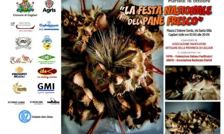 Cagliari – Festa nazionale del Pane Fresco