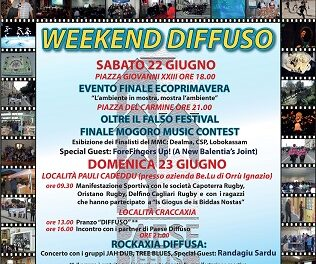 Mogoro – Weekend Diffuso