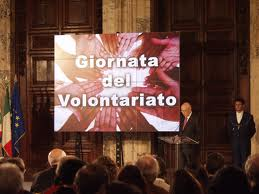 Roma – Giornata intenazionale del Volontariato