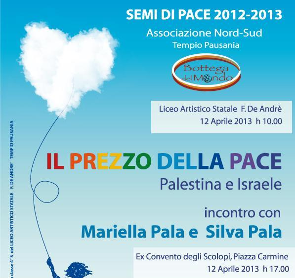 Tempio Pausania – Il prezzo della pace
