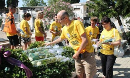 """Gergei Su Piroi – Concluso il Campo di volontariato e formazione """"E!state Liberi!"""""""