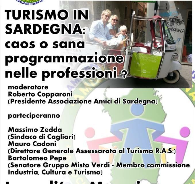 Cagliari – Turismo in Sardegna: caos o sana programmazione nelle professioni?