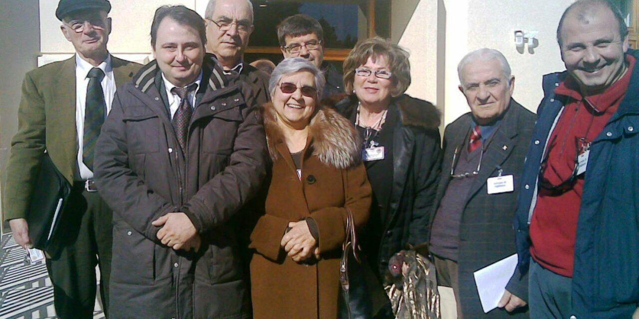 Il Presidente Cappellacci incontra le rappresentanze del Volontariato