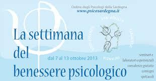 Cagliari – Settimana del benessere psicologico