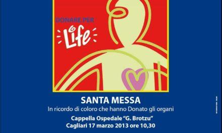 Cagliari – Giornata regionale del donatore