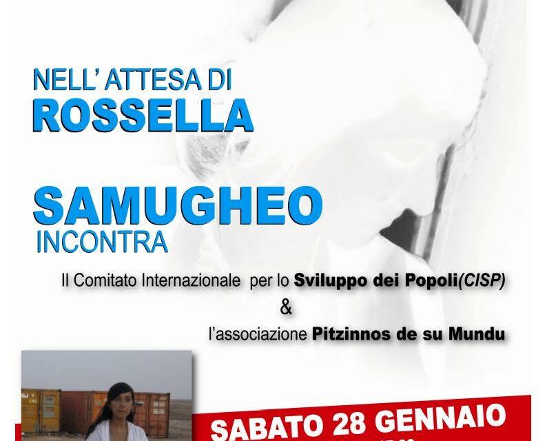 Samugheo – In attesa di Rossella…