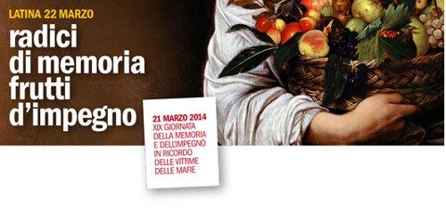 Roma – Conferenza stampa presentazione XIX Giornata della memoria e dell'impegno