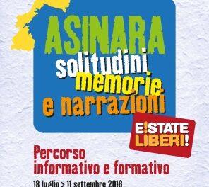 """Cala d'Oliva (Asinara) – 1° Campo di impegno e formazione """"E!state Liberi!"""""""