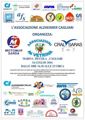 Cagliari – Associazioni in vetrina