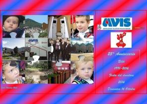 Bitti – 25′ Avis comunale e Festa del donatore