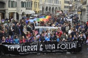 Perugia-Assisi: Diamo voce alla Pace!
