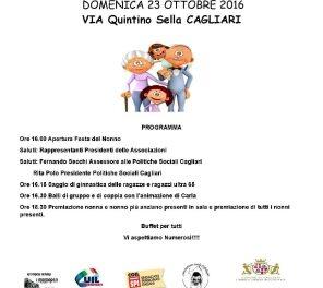 Cagliari – Festa dei Nonni