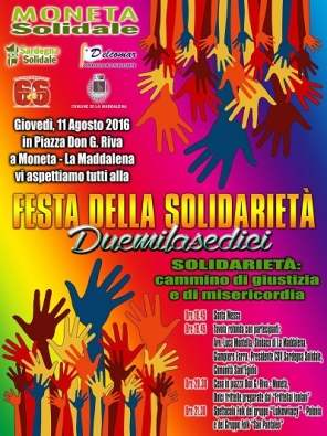La Maddalena – Festa della solidarietà