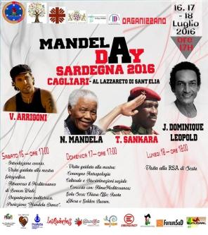 Cagliari – Mandela Day 2016