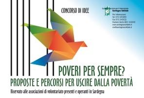 """Cagliari – Commissione di valutazione concorso di idee """"Poveri per sempre?"""""""