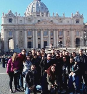 Il Papa ai volontari del servizio civile: siete una forza preziosa