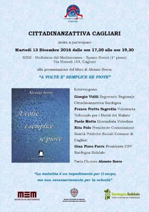 Cagliari – A volte è semplice se piove