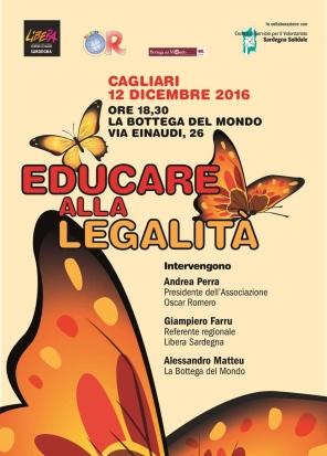 Cagliari – Educare alla legalità
