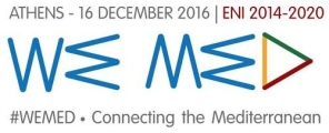 Atene – #WEMED, launching conference of the cooperation Programme 'ENI CBC Med'