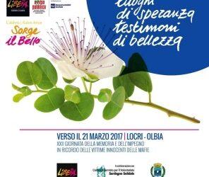 """Olbia – Incontro Associazioni """"verso il 21 marzo"""""""