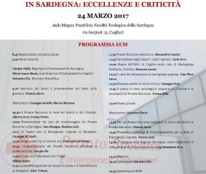 Cagliari – Lo stato di salute del Pronto Soccorso in Sardegna: eccellenze e criticità