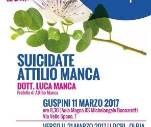 Guspini – Suicidate Attilio Manca