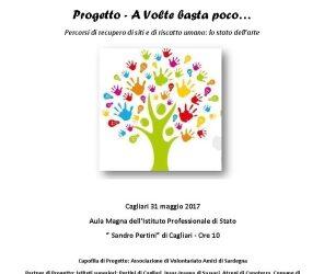 """Cagliari – Presentazione progetto """"A volte basta poco…"""""""