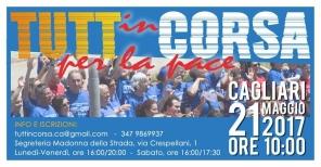 Cagliari – Tutti in corsa per la Pace