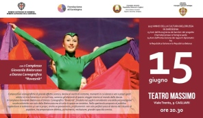"""Cagliari – """"Coreografie in movimento"""" – Viaggio intorno al mondo della danza"""