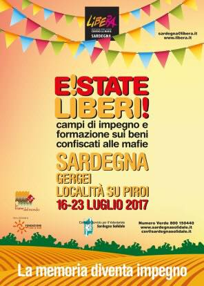 Gergei Su Piroi – Si conclude il Campo E!state Liberi! 2017