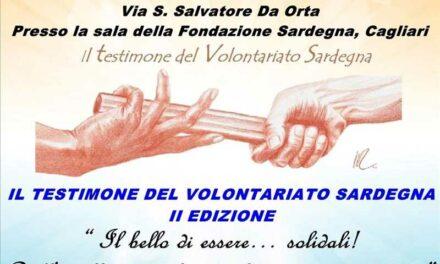 Cagliari – Il testimone del volontariato