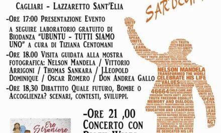 Cagliari – Mandela Day