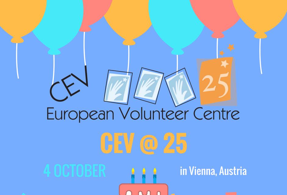 CEV @25 Anniversary Celebrations